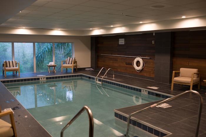 savannah hotel best amenities