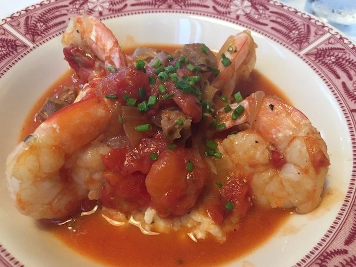 shrimp and grits southern food atlanta