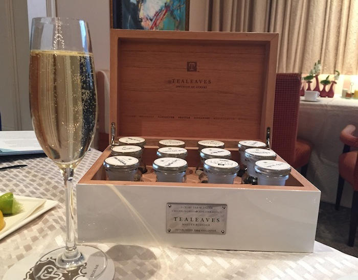 st regis afternoon tea service review