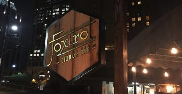 Foxtrot LIquor bar atlanta