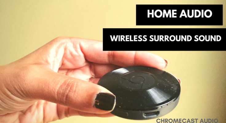 wireless audio surround sound
