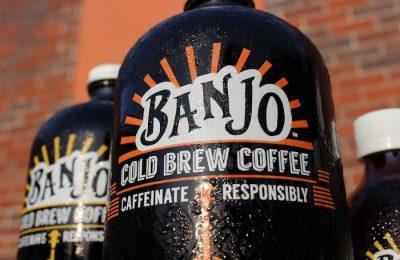 Banjo cold brewed coffee atlanta