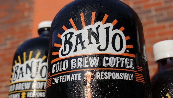 Banjo cold brewed coffee atlanta