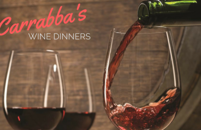 Carrabbas wine dinner four course