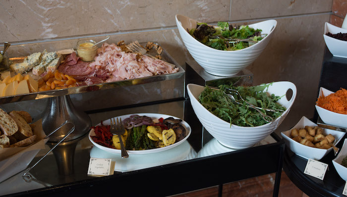 Four sesons brunch buffet