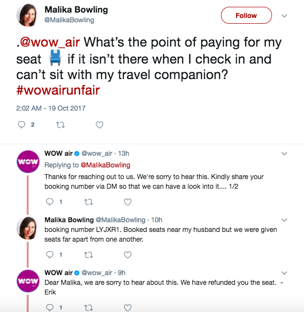 wow airlines pros and cons