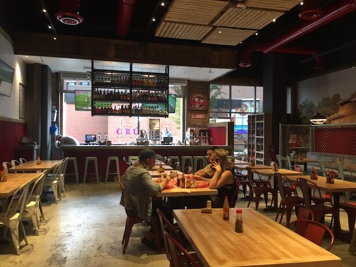 best restaurants at the battery atlanta