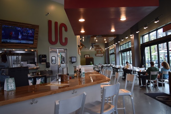 Urban cookhouse sand springs atlanta