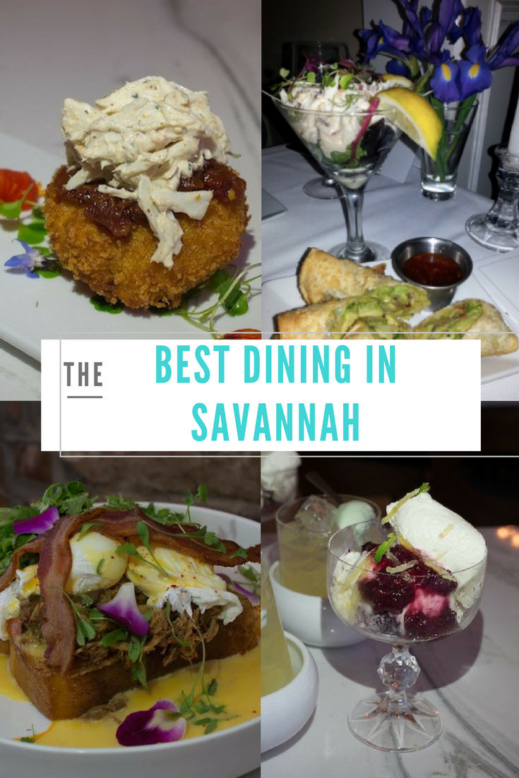 Best Dining in Savannah