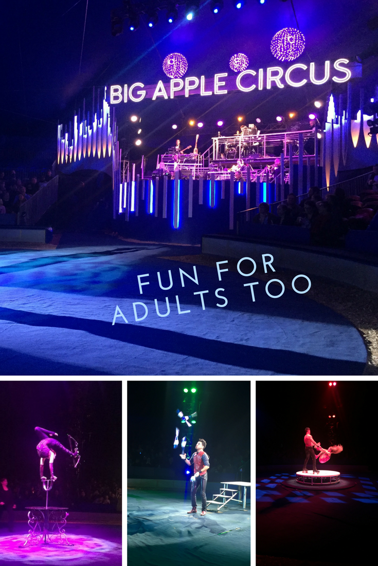 what to see at big apple circus