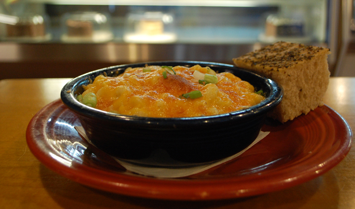 Wildflour Restaurant's The Doctor's Macaroni and Cheese