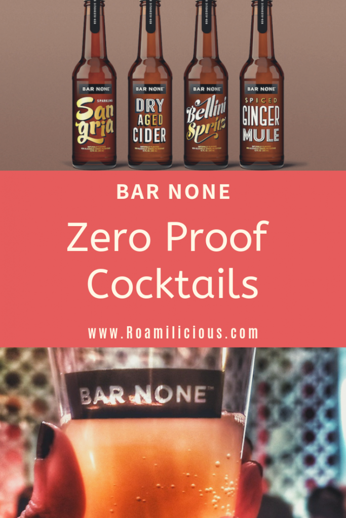 zero proof cocktails that taste great