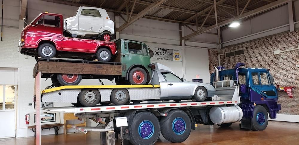 car museum fun
